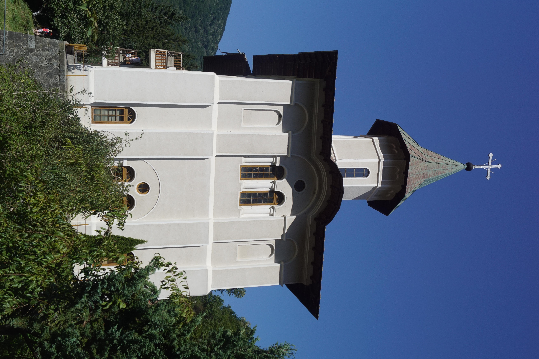 Mănăstirea Turnu și Cascada Lotrișor