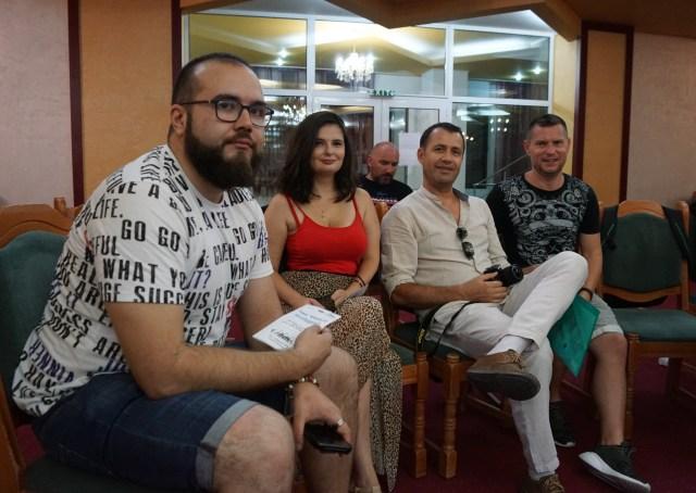 Craiova Blog Meet 90  și proiectul Erasmus+/ Your Voice Matters