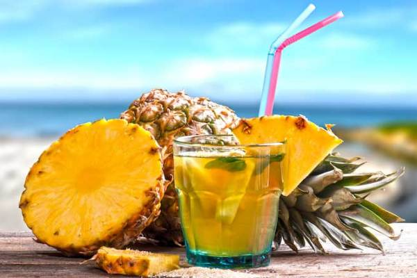 Alimentul miraculos – ananasul