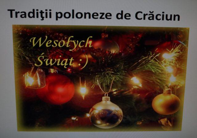 Seara poloneză de Crăciun