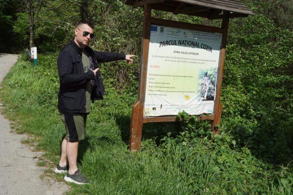 Parcul Național Cozia.