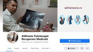 Pagina mea de Facebook