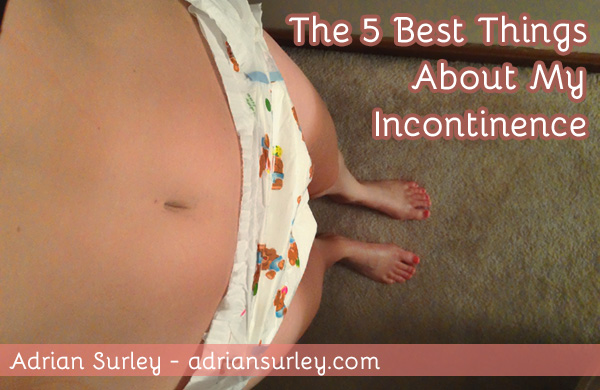 Positives of Incontinence and Diapers