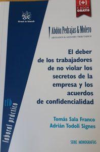 Nuevo libro Adrian Todoli