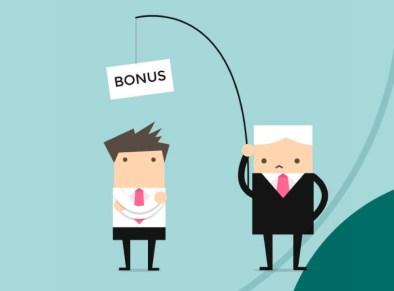 En un bonus por objetivos, qué se considera un objetivo imposible de cumplir