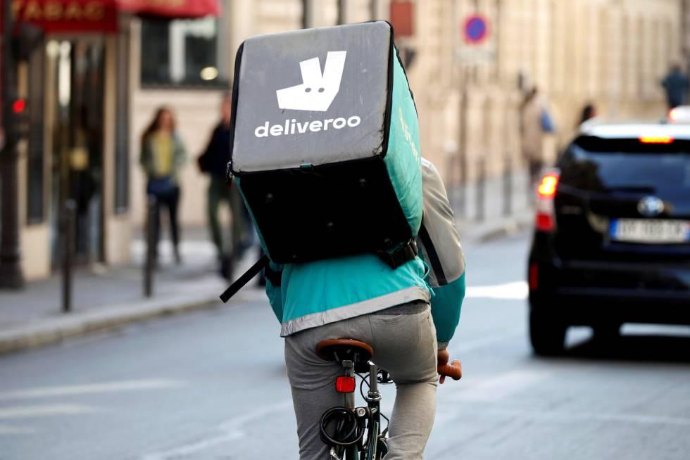 Primera Sentencia que Condena a Deliveroo y declara la Laboralidad del Rider