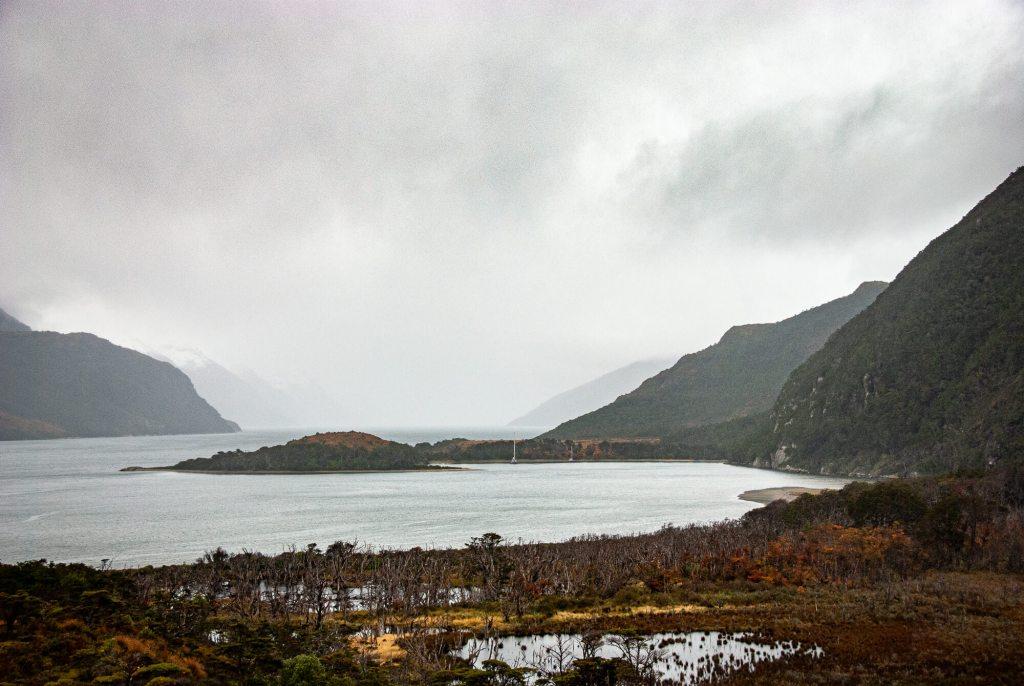 Beagle Channel Colletta Olla Anchorage