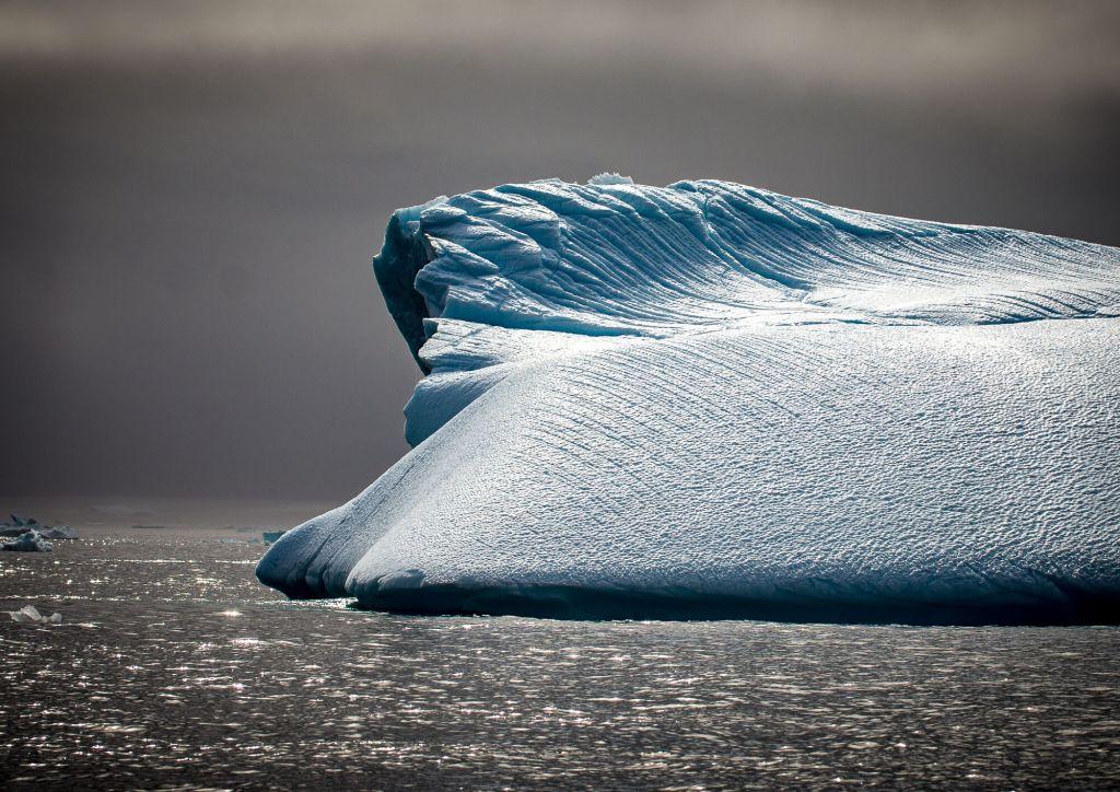East Greenland Iceberg Tasiilaq