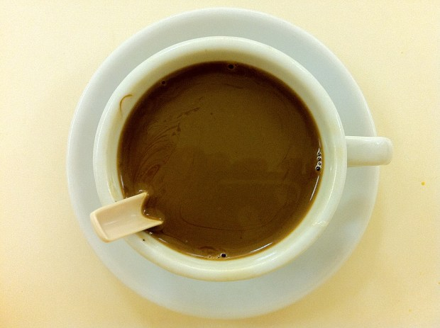 AdrianLee's Cup of Coffee with Milk