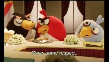 Angry Birds Fish Cake Food – AdrianVideoImage