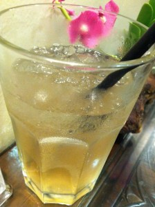 Thai Lemon Grass Drink