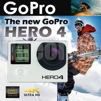 [GOPRO] GOPRO HERO 4 SILVER