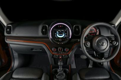 MINI Countryman Interior 2017 Singapore | Pg8