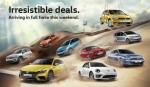 Volkswagon Deals @ Cars@Expo | New Golf TSI | New Golf GTI | New Beetle Cabriolet | New Arteon | Touran | Golf SV | Passat | Tiguan | Sharan