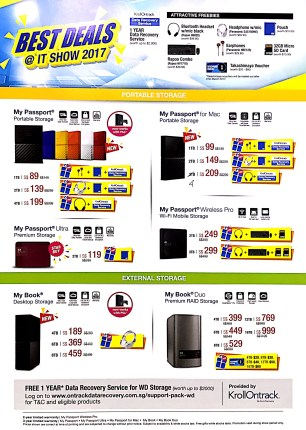 WD Brochure   IT SHOW 2017   Pg2