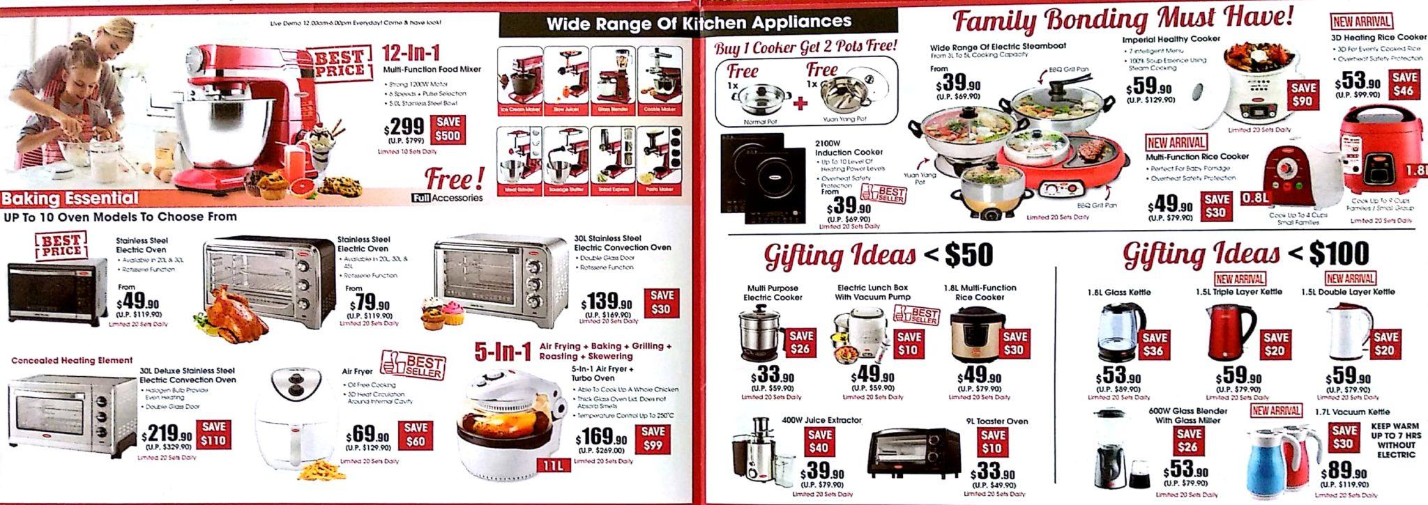 EuropAce Warehouse Sale | 30 Nov - 3 Dec 2017 | Brochure pg9