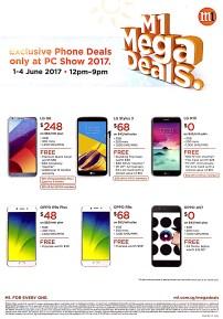 M1 @ PC Show 2017 | PG7