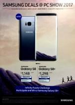 Samsung Galaxy Tab Gear @ PC Show 2017 | PG1