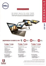 Dell Deals @ CEF Show 2017 | Brochure pg2