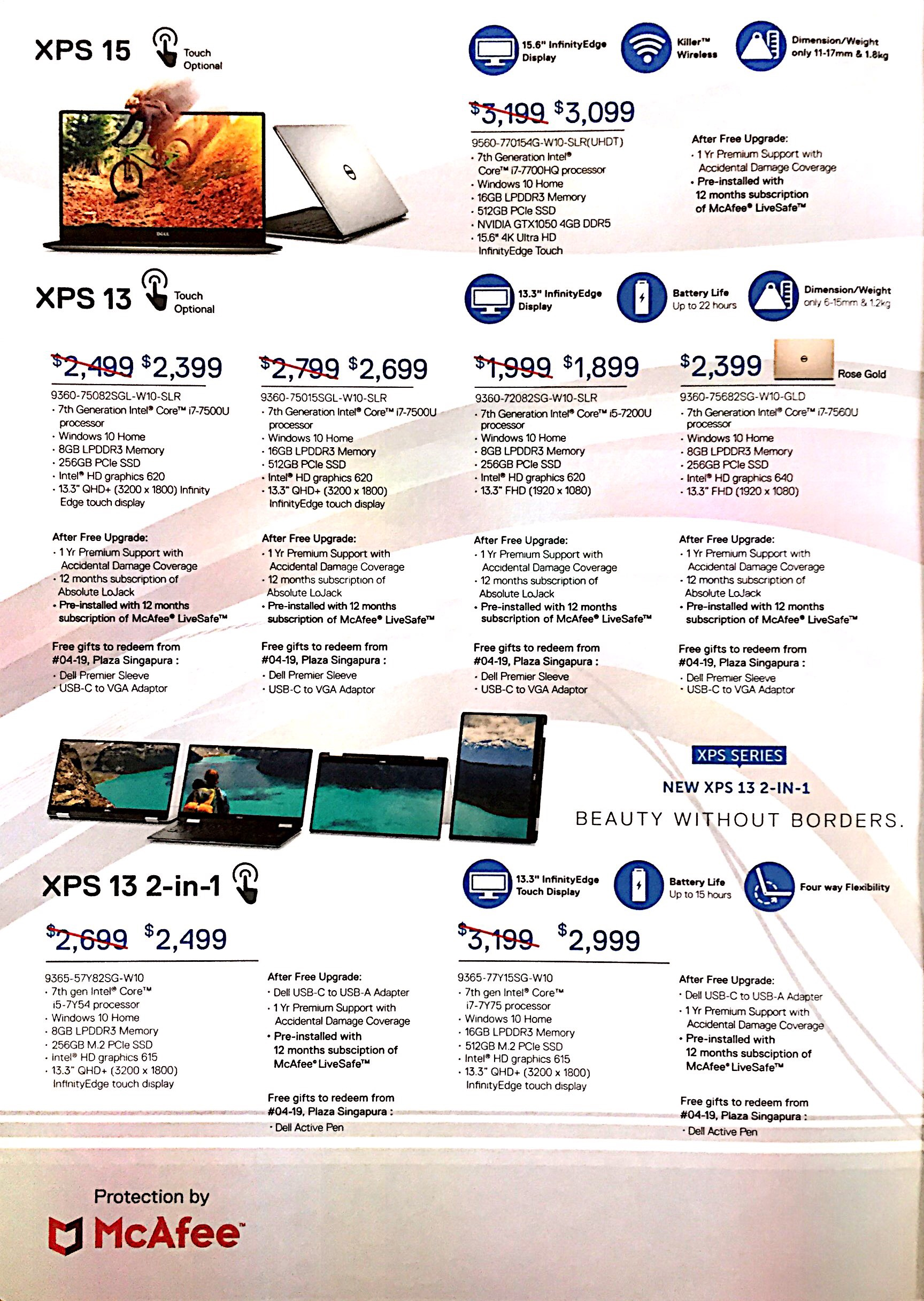 Dell Deals @ CEF Show 2017 | Brochure pg3