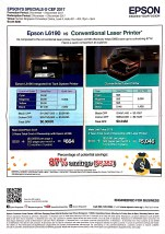 Epson Printer Deals @ CEF Show 2017 | Brochure pg4