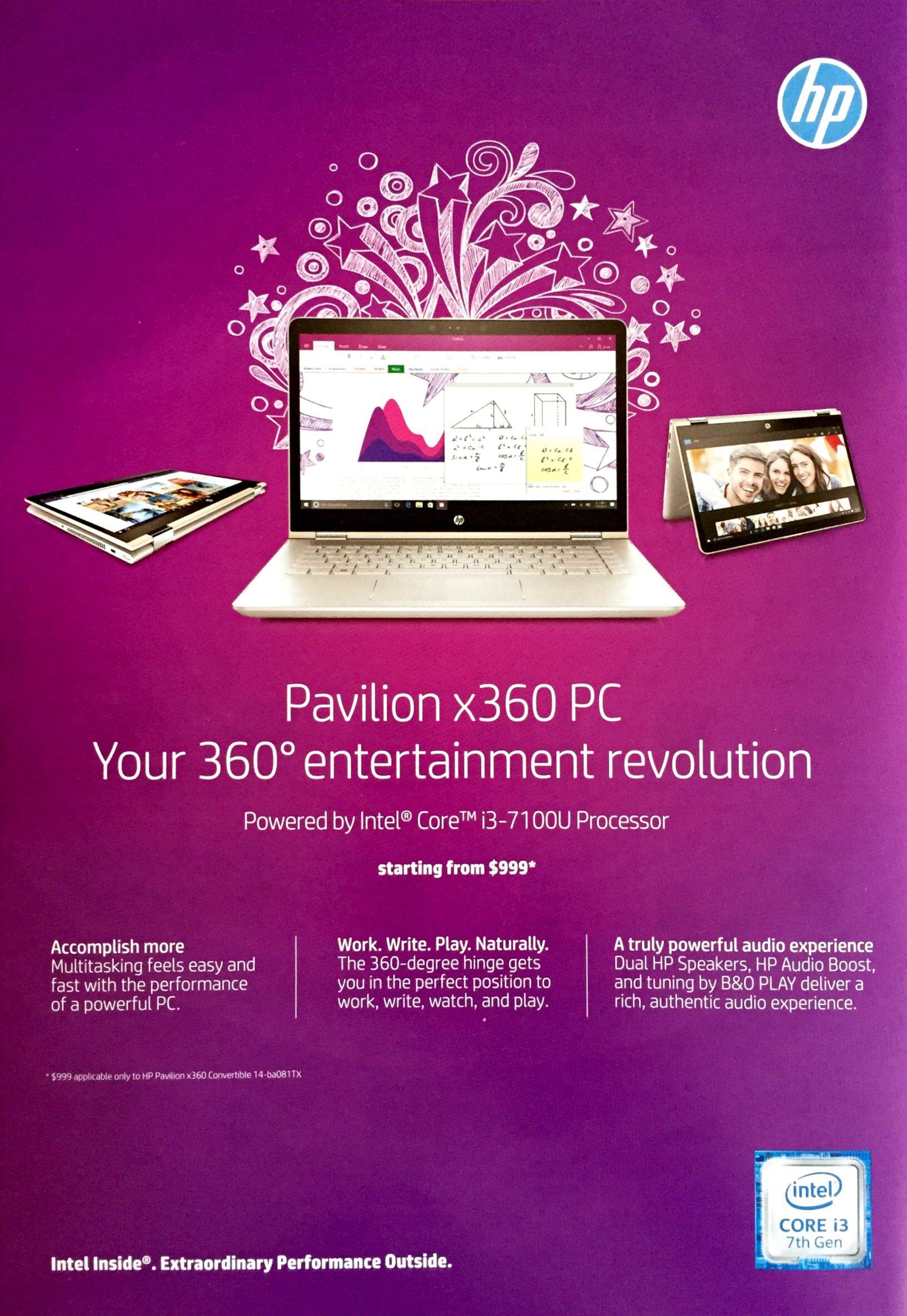 HP Deals @ CEF Show 2017 | Brochure pg10