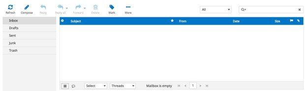 Hostinger Roundcube Webmail