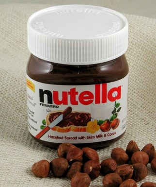 Image result for what is nutella made of