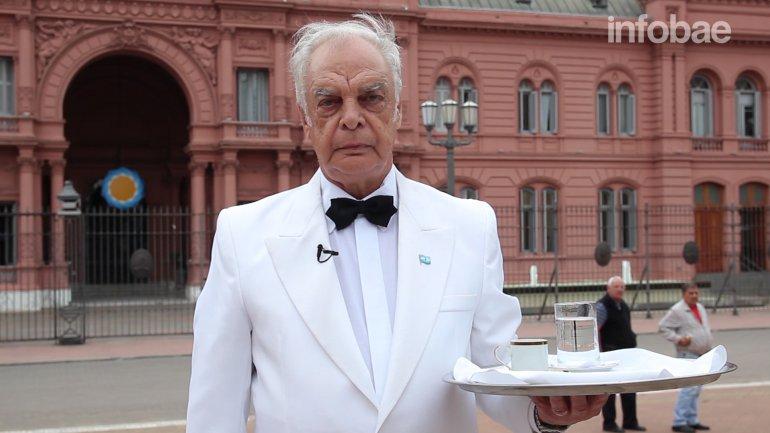 Los secretos del mayordomo presidencial | Casa Rosada