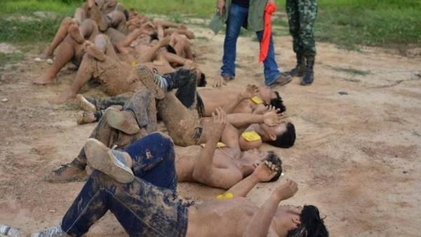 Indignación en Tailandia por un cruel rito de iniciación entre estudiantes universitarios