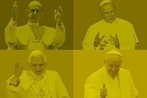 JMJ Cracovia: Polonia, el país más visitado por los Papas