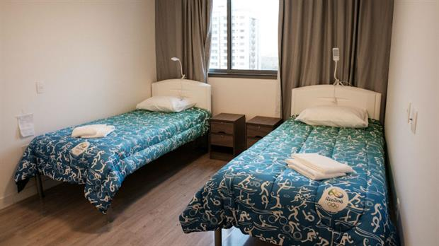 """Río 2016: la Argentina saca parte de la delegación de la Villa Olímpica porque """"hay pisos inhabitables"""""""