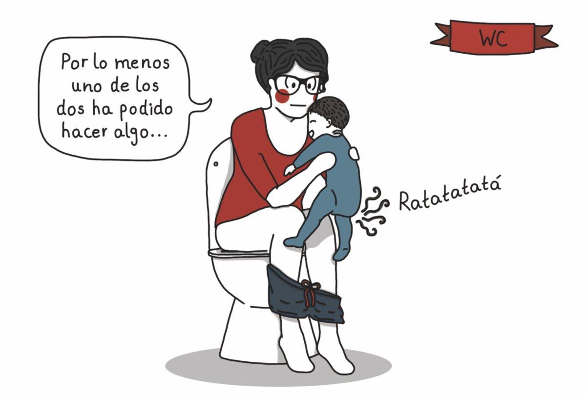 'Amor con ojeras': el libro ilustrado con el que identificarán todos los padres primerizos