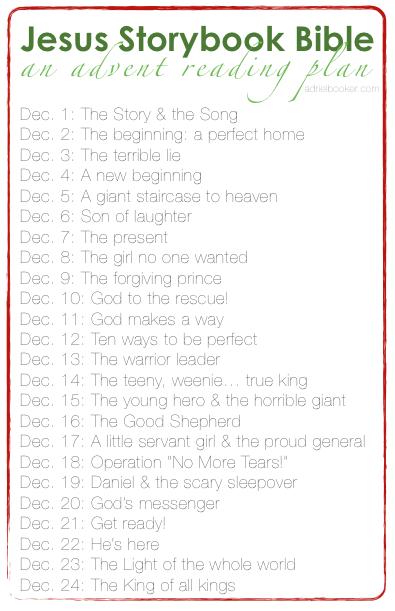 Days Of Christmas Devotional For Kids