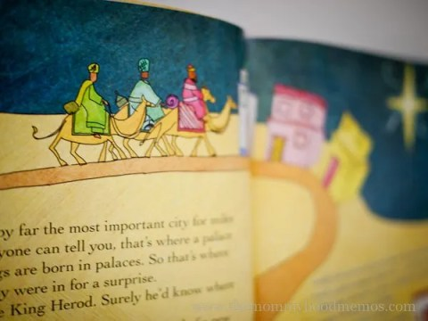 Celebrate Advent this Christmas with your children using the Jesus Storybook Bible 24-day reading plan.