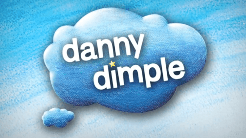 Danny Dimple Dares to Dream available for iPad and iPhone.