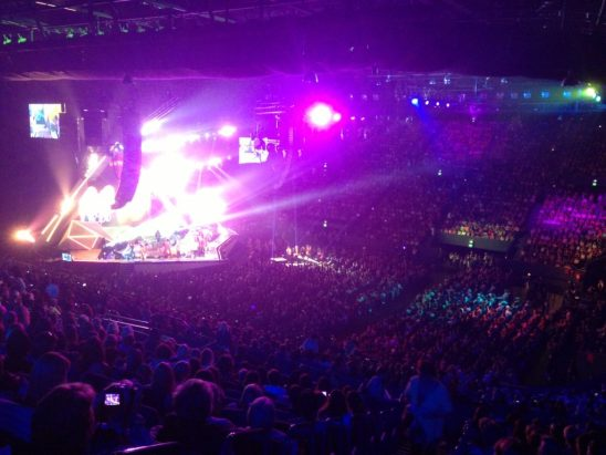 Hillsong's Women's Conference - the Colour Conference with Dr Caroline Leaf