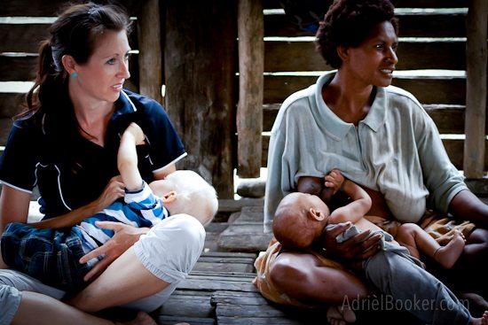 Adriel Booker Love A Mama Community PNG maternal health-111 breastfeeding
