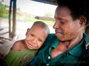 Adriel Booker Love A Mama Community PNG maternal health-16
