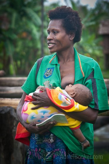 Adriel Booker Love A Mama Community PNG maternal health-35