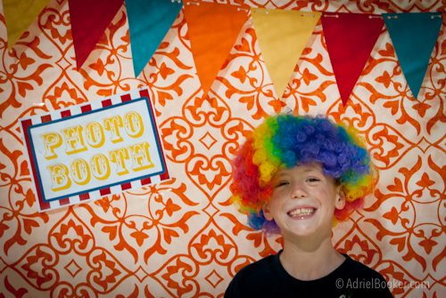Judah's First Birthday Circus Party-2