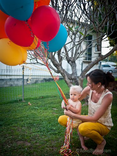 Judah's First Birthday Circus Party-43
