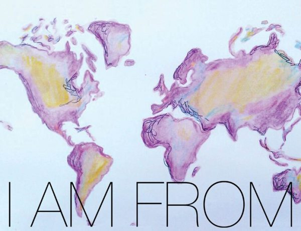 I Am From by Adriel Booker