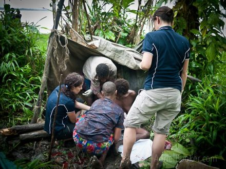 Adriel Booker Love A Mama Community PNG maternal health-138