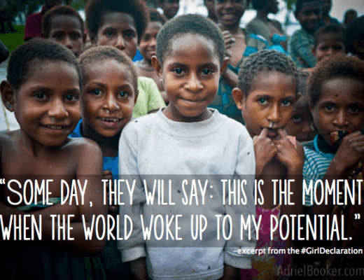 Wake up to her potential. // 31 Days to Women Empowering Women on AdrielBooker.com