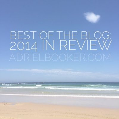 Best of AdrielBooker.com for 2014
