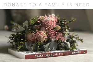 Pay It Forward Book Fund - Grace Like Scarlett: Grieving with Hope after Miscarriage and Loss by Adriel Booker