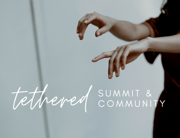 Tethered summit and community