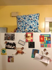 Put A Pillow On Your Fridge Day | adriellealdrich