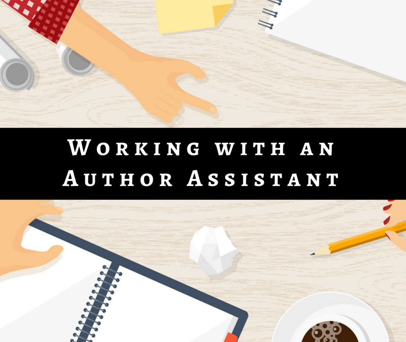 Working with an Author Assistant Part Three: Author and Assistant Q & A
